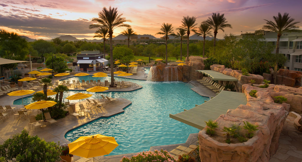 Marriotts Canyon Villas
