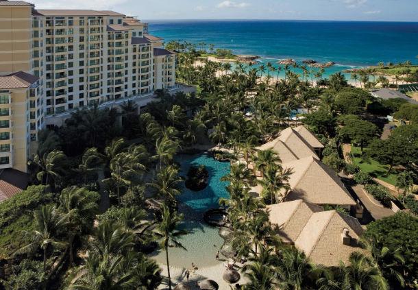 Marriott's Ko Olina Beach Resort