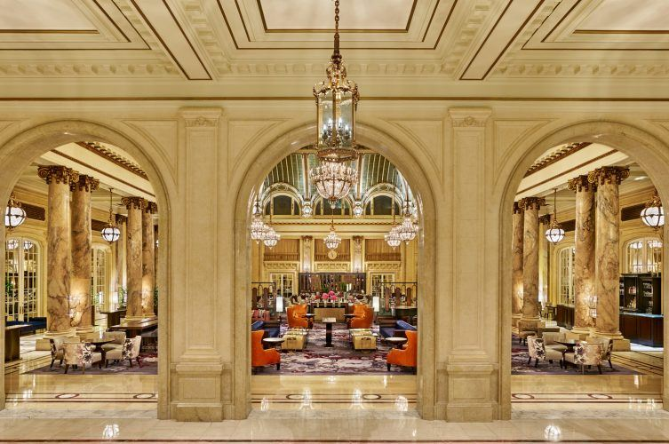 Concierge Vacation Services-The Palace Hotel