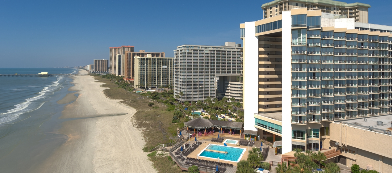 Myrtle Beach Hotels Golf Packages