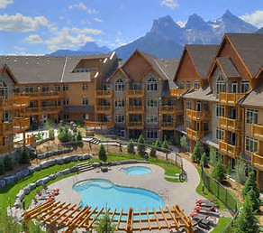 Luxury Property Rockie Mountains Canada